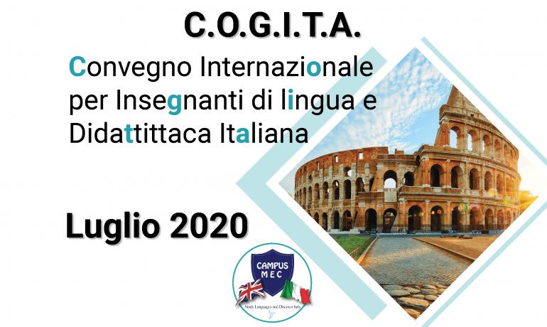 C.O.G.I.T.A 2020